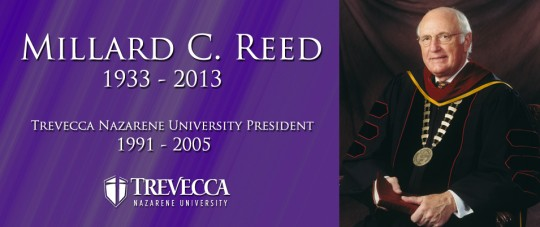 Sharing Memories of Dr. Millard Reed