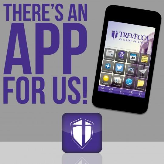 Trevecca Launches New Mobile App