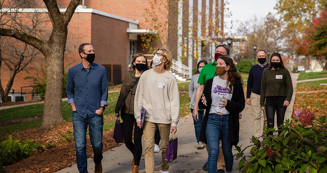 Masked Students