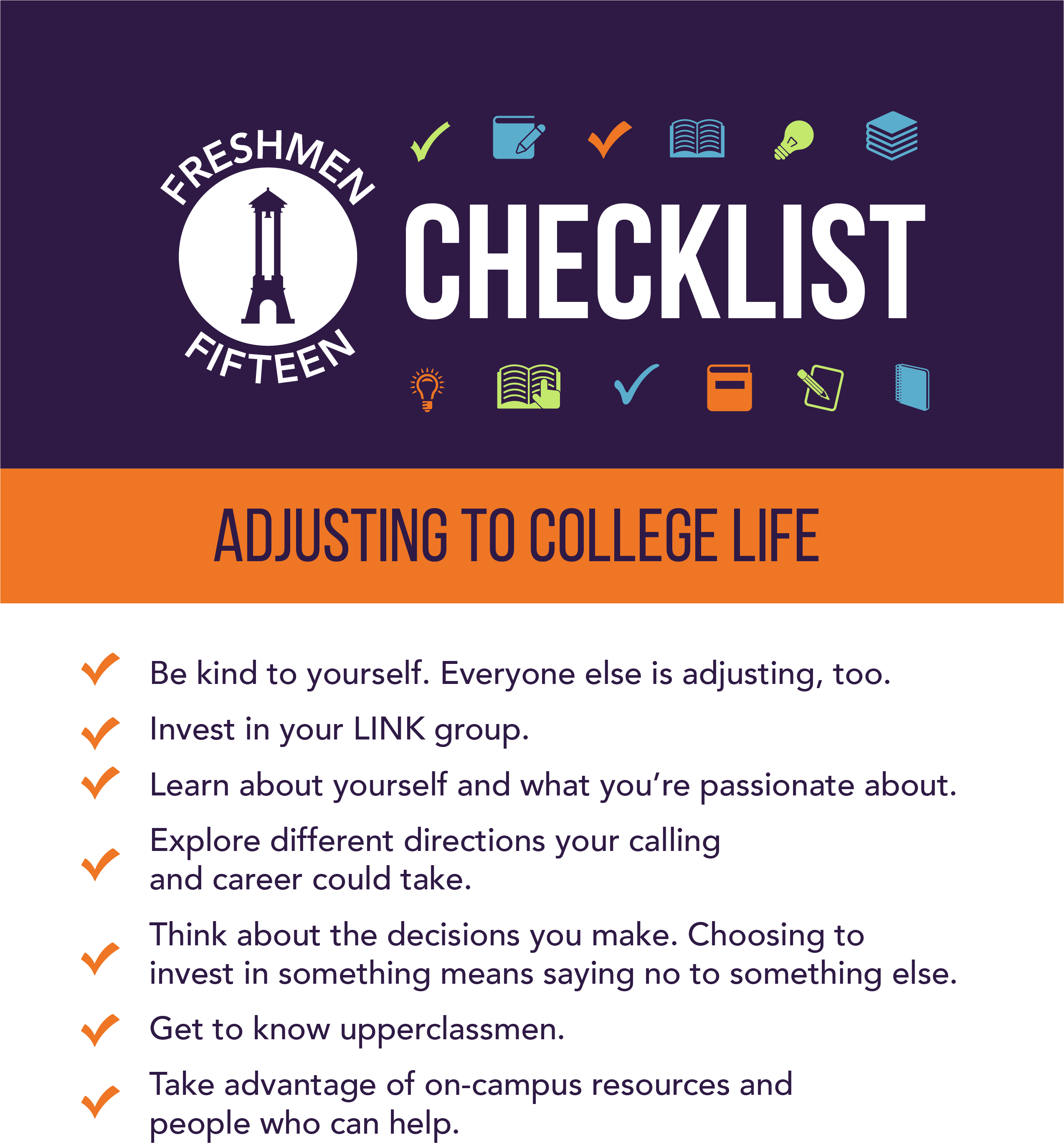 Freshmen 15_Checklist_adjusting